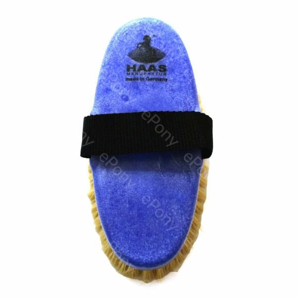 Haas Wurzelkardätsche Damen blau