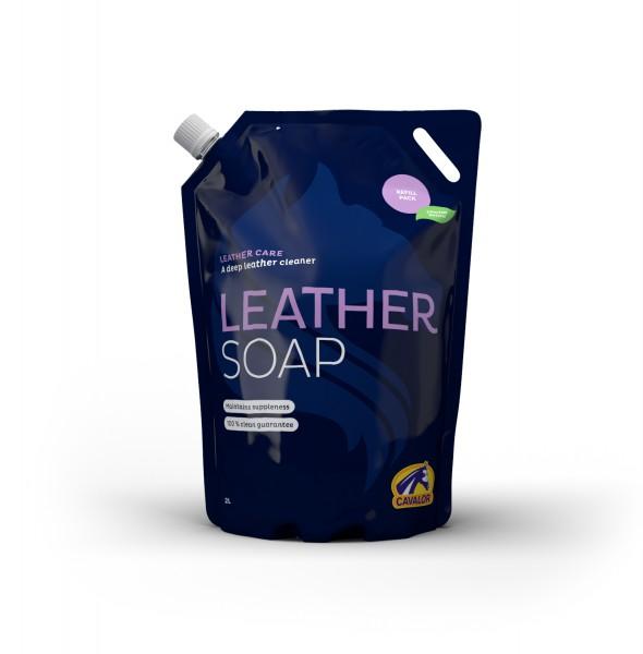 Cavalor Leather Soap Ledersprühseife für eine tiefenwirksame Reinigung des Leders