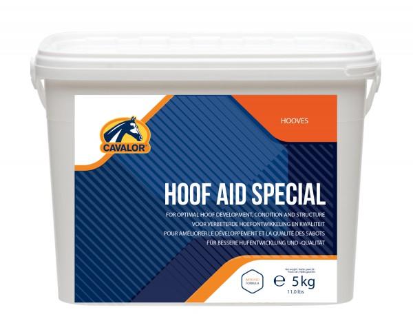 Cavalor Hoof Aid Special für bessere Hufentwicklung und Hufqualität