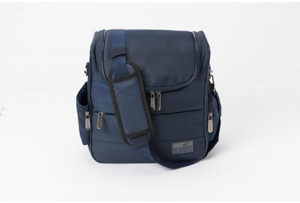 Someh Putztasche - Turniertasche Connect Blue