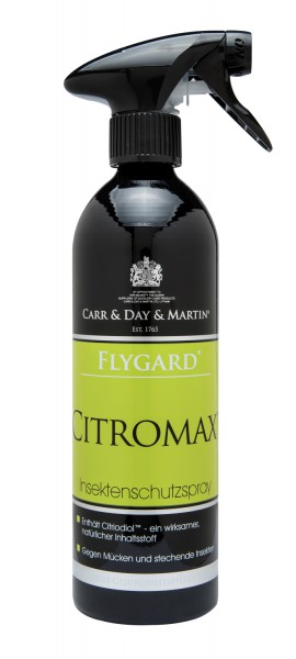 Carr & Day & Martin Flygard Citromax natürlicher Fliegenschutz