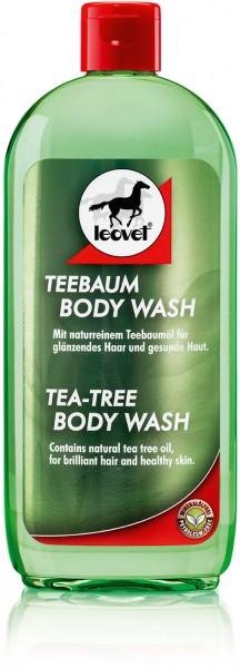 leovet Teebaum Body Wash für glänzendes Haar und gesunde Haut
