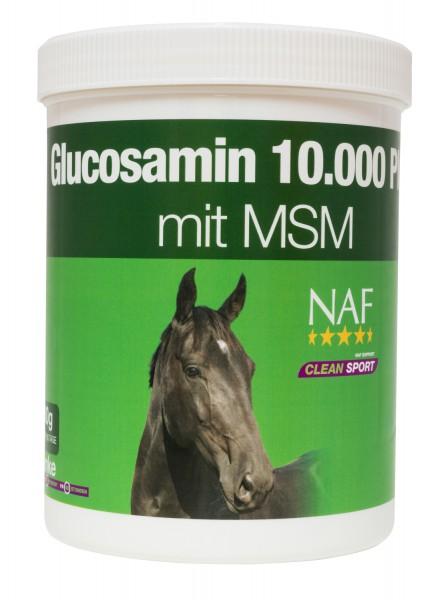 NAF Glucosamine 10,000 Plus mit MSM zur Unterstützung der Gelenke