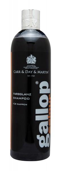Carr & Day & Martin Gallop Colour Farbglanz Shampoo für Rappen