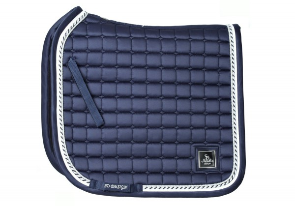 SD Design Schabracke Signature deep dark blue