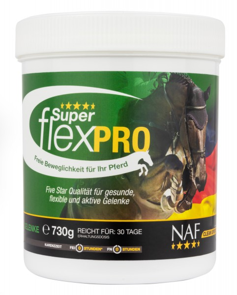 NAF Superflex Pro Pulver zur Unterstützung gesunder, beweglicher Gelenke