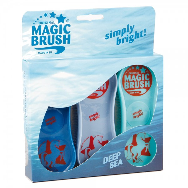 MagicBrush Bürstenset Deep Sea