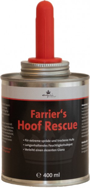equiXTREME Farrier's Hoof Rescue für extrem spröde und trockene Hufe