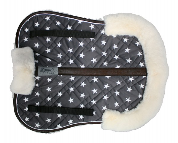 EQuest EQ Style Sternchen Illusion Fur Pad
