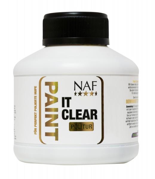 NAF Paint It Clear Huflack klar