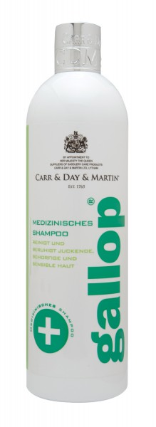 Carr & Day & Martin Gallop Medicated medizinisches Shampoo
