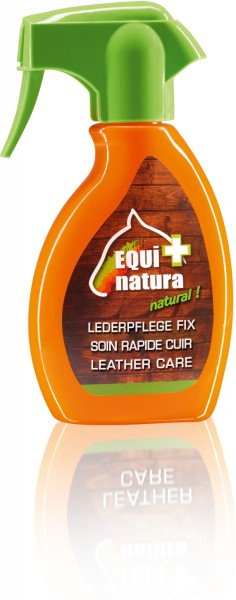 Equinatura Leder Pflegefix Kombination aus Sattelseife und Lederfett
