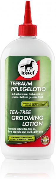 leovet Teebaum Pflegelotio Für schönes Fell und gesunde Haut