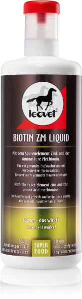 leovet Biotin ZM flüssig für gesundes Hufwachstum mit verbesserter Hornqualität
