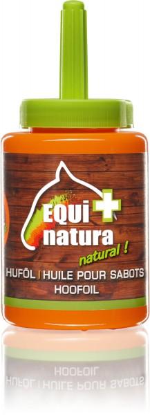 Equinatura Huföl mit Pinsel für gesunde Hufe