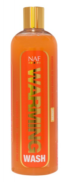 NAF Warming Wash wärmendes Shampoo ohne Auswaschen für kalte Tage