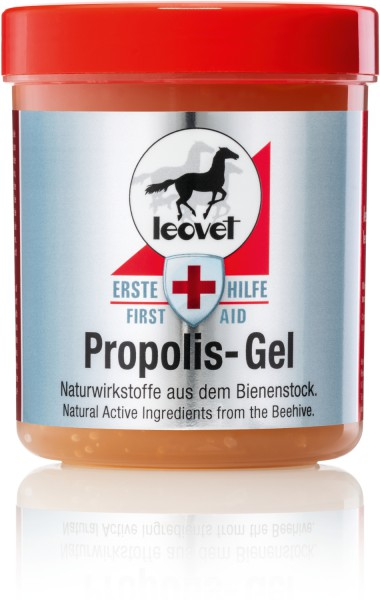 leovet Erste Hilfe Propolis-Gel Naturwirkstoffe aus dem Bienenstock