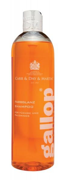 Carr & Day & Martin Gallop Colour Farbglanz Shampoo für Füchse und Palominos