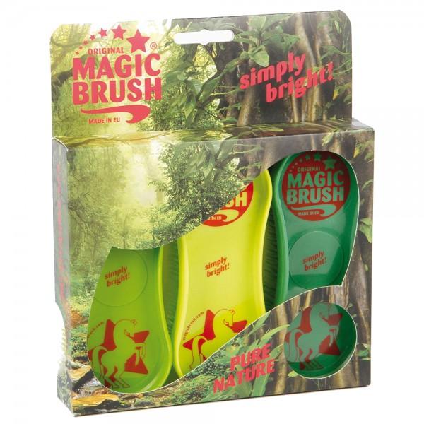 MagicBrush Bürstenset Pure Nature