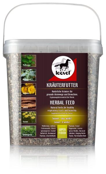 leovet Kräuterfutter für gesunde Atemwege und Bronchien