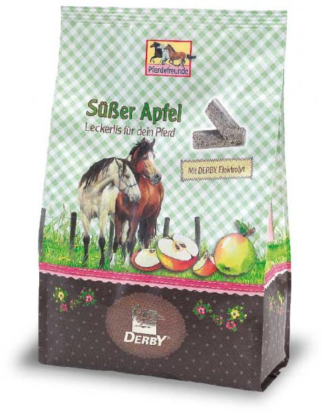 Derby Pferdefreunde Leckerlis süßer Apfel