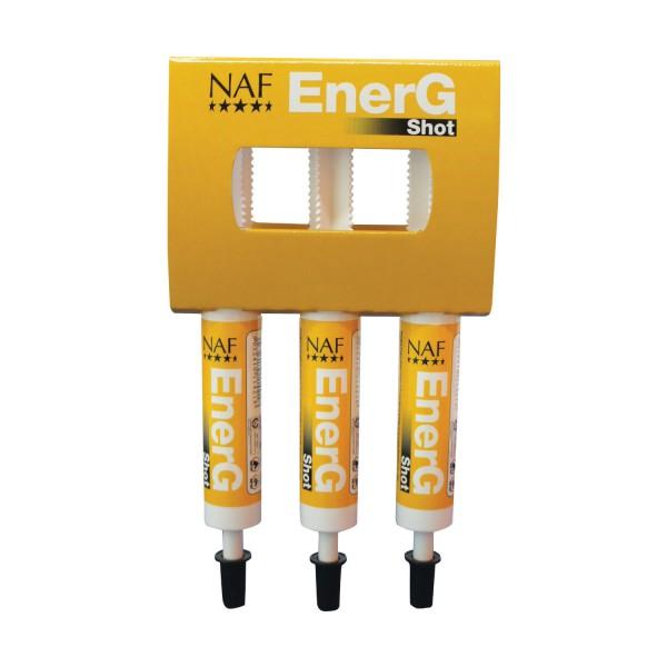 NAF EnerG Shot zur Unterstütung der Leistungsfähigkeit