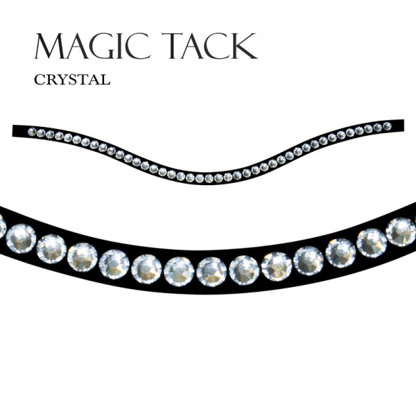 MagicTack Inlay Swing einreihig Crystal