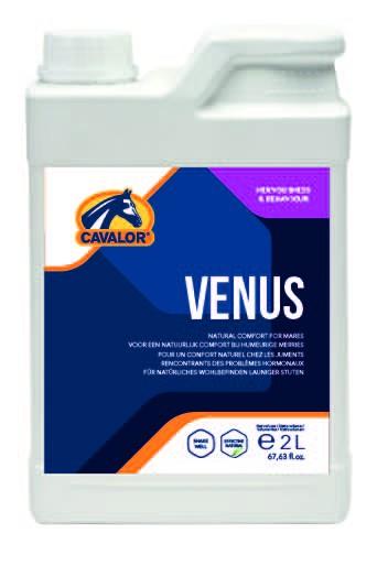 Cavalor Venus für natürliches Wohlbefinden launiger Stuten