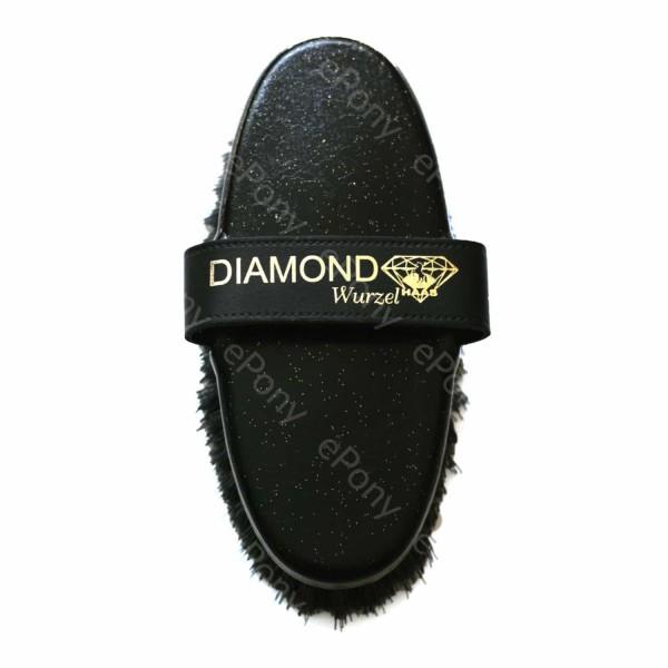 Haas Diamond Wurzelkardätsche schwarz