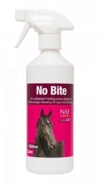 NAF No Bite verhindert das Anknabbern von Decken, Bandagen und Schweif