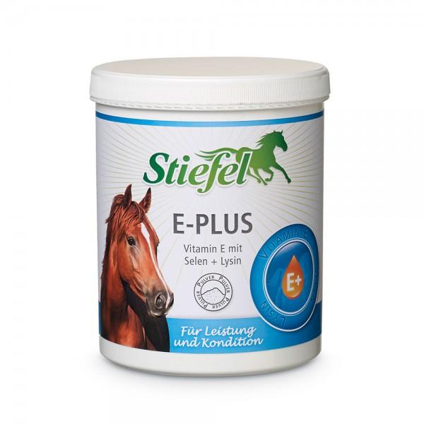 Stiefel Ergänzungsfutter E-Plus Pulver