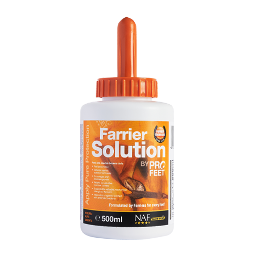 NAF Profeet Farrier Solution Gel für gesunde Hufe