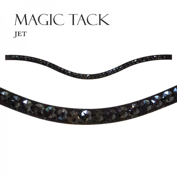 MagicTack Inlay Swing einreihig Jet