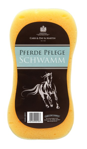 Carr & Day & Martin Horse Care Sponge Pferde Pflegeschwamm