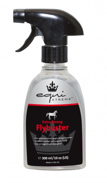 equiXTREME Extra Strong Flybuster Fliegenspray