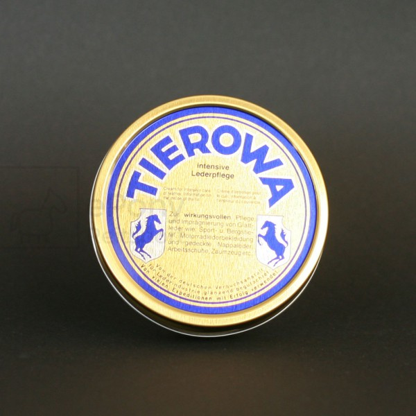 Tierowa Intensive Lederpflege neutral