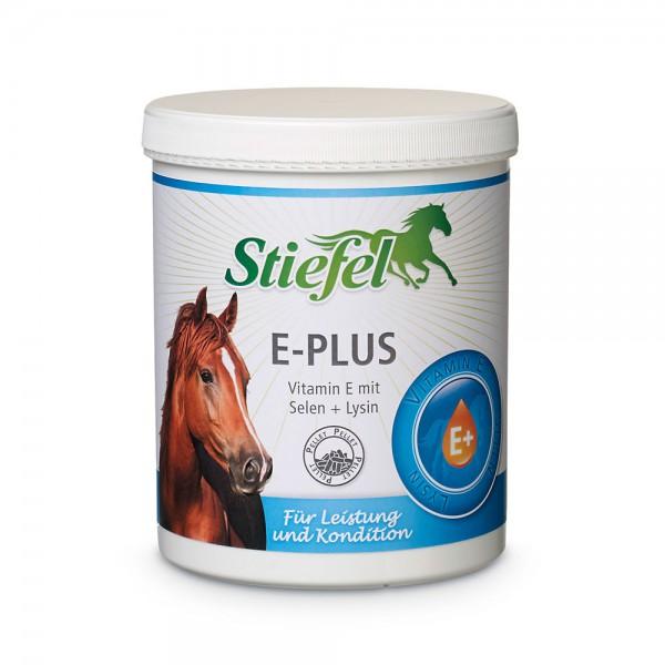 Stiefel Ergänzungsfutter E-Plus Pellet