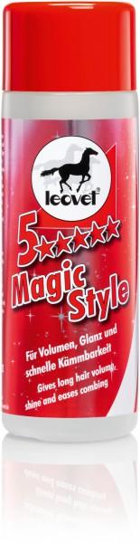 leovet 5-Sterne Magic Style Langhaarpflege für Volumen Glanz und Kämmbarkeit