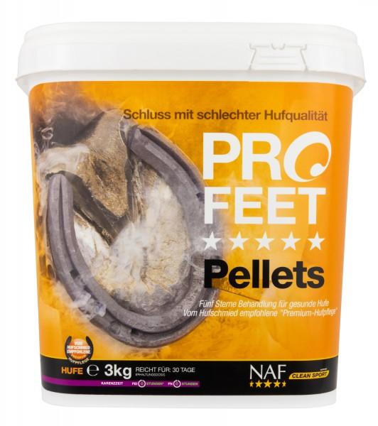 NAF Profeet Pellets für gesundes Hufwachstum 3kg