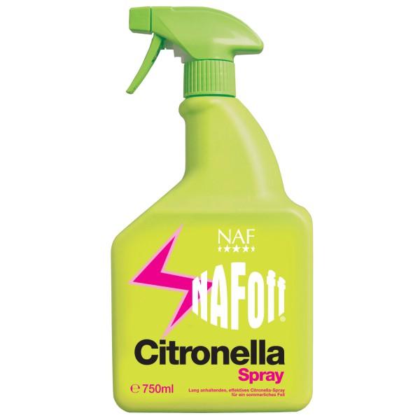 NAF NAF Off Citronella Spray Fliegenspray mit Citronellaöl