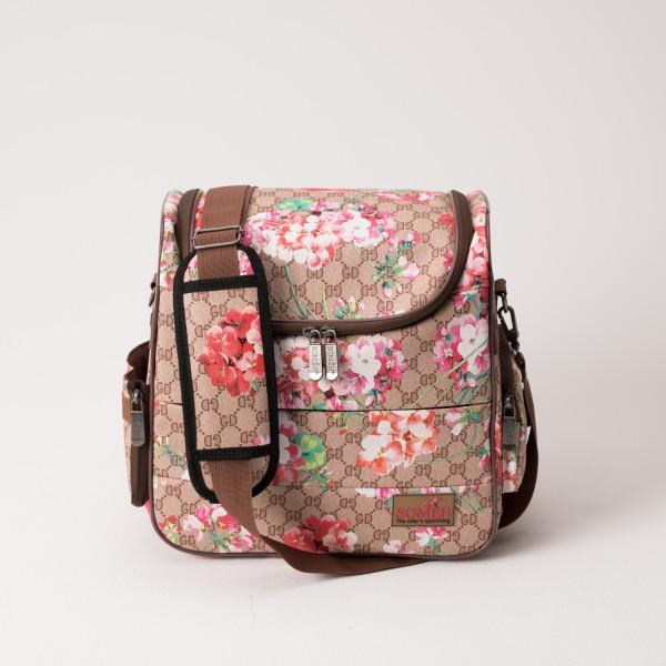 Someh Putztasche - Turniertasche Connect Blossom