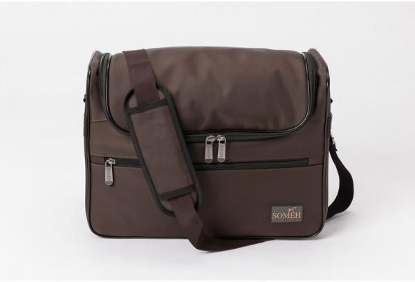 Someh Putztasche - Turniertasche Classic Brown