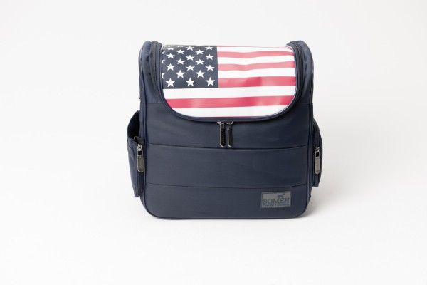 Someh Putztasche - Turniertasche Connect Limited Edition USA