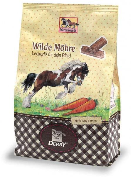 Derby Pferdefreunde Leckerlis wilde Möhre