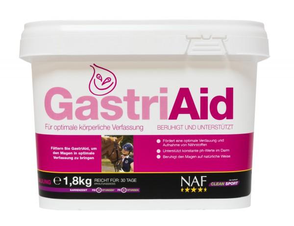NAF GastriAid Pulver für eine gesunde Darmflora und Prävention von Magengeschwüren