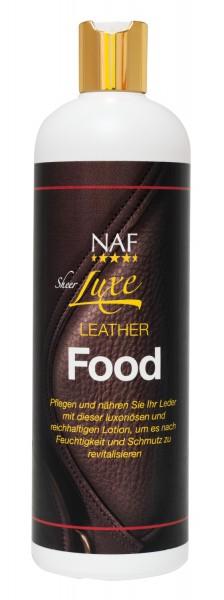 NAF Sheer Luxe Leather Food Lotion zur Revitalisierung von Leder