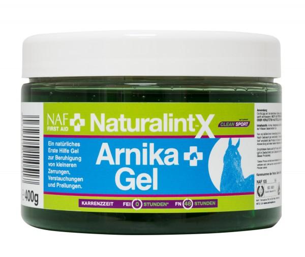 NAF NaturalintX Arnika Gel bei Prellungen und Zerrungen
